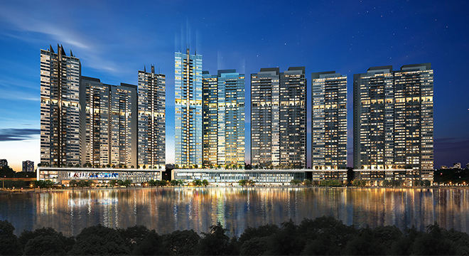 Đón đầu làn sóng tăng giá bất động sản tại Nam Sài Gòn và quận 7