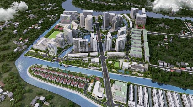 4 điểm nhấn ấn tượng của khu đô thị Mizuki Park