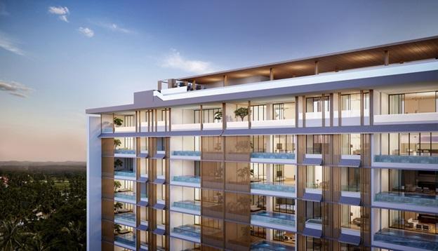 """Sky Villas Regent Residences Phu Quoc """"ghi điểm"""" với tầm nhìn đắt giá"""