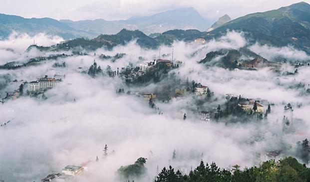 Biệt thự núi tiên phong tại Việt Nam: Bảo tồn vẻ đẹp Sapa đích thực