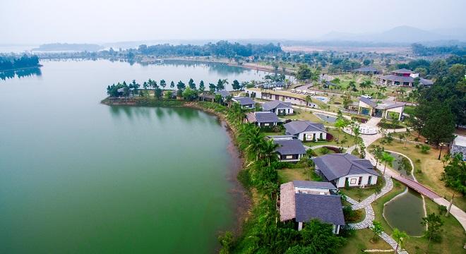Paradise Đại Lải Resort – sức hút của nghỉ dưỡng ven đô