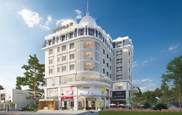 Đầu năm 2019, Đà Lạt sẽ có đại trung tâm thương mại chuyên biệt cho khách du lịch