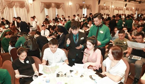 """500 khách tham dự """"Lễ công bố Orchard New City"""" của chủ đầu tư FreeLand"""