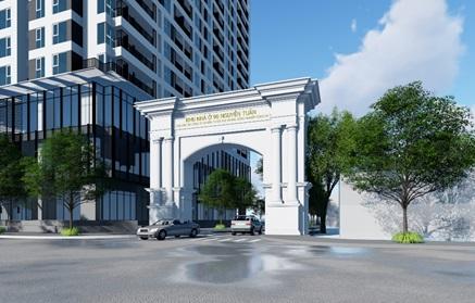 Hoàn thành mở rộng đường Nguyễn Tuân vào giữa năm 2020, cơ hội sinh lời cho người mua nhà trong khu vực