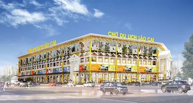 Chợ du lịch vùng biên lớn hàng đầu Việt Nam