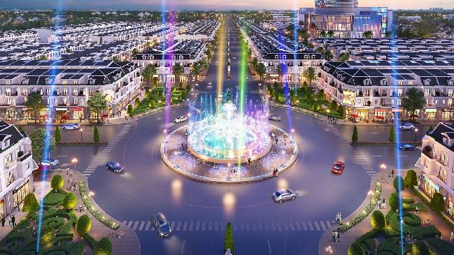 Uniland hợp tác phân phối Khu đô thị Phức hợp - Cảnh quan Cát ...
