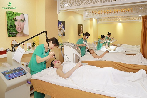 Tặng ngay 50% chi phí thẩm mỹ tại Thu Cúc Clinics Quảng Ninh