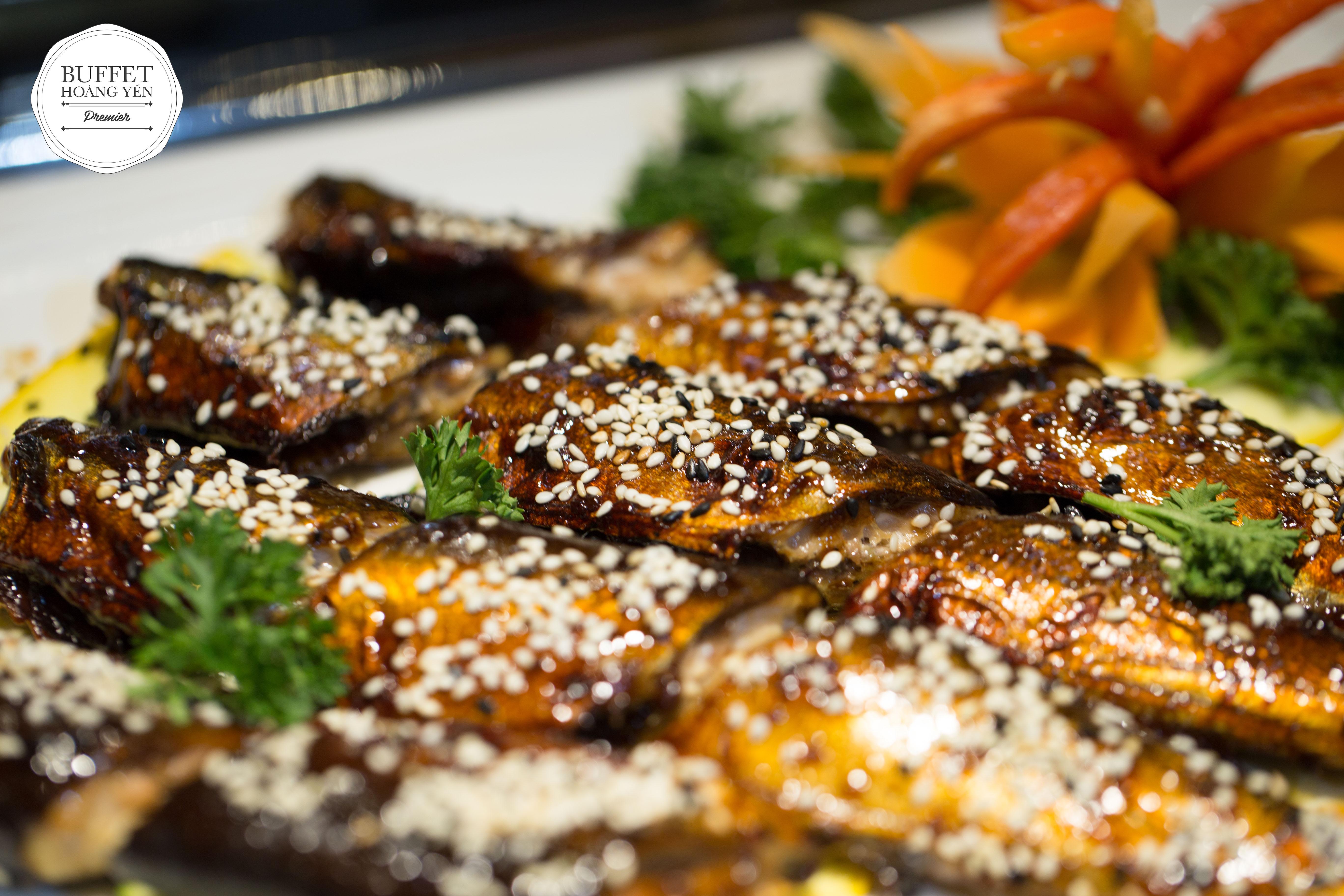 Đua nhau check-in lễ hội ẩm thực Nhật -Hàn đi 4 tặng 1 - Ảnh 5.