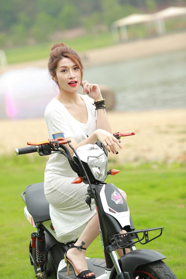 Trực tiếp trải nghiệm xe điện Việt Nam... lội nước - Ảnh 2.