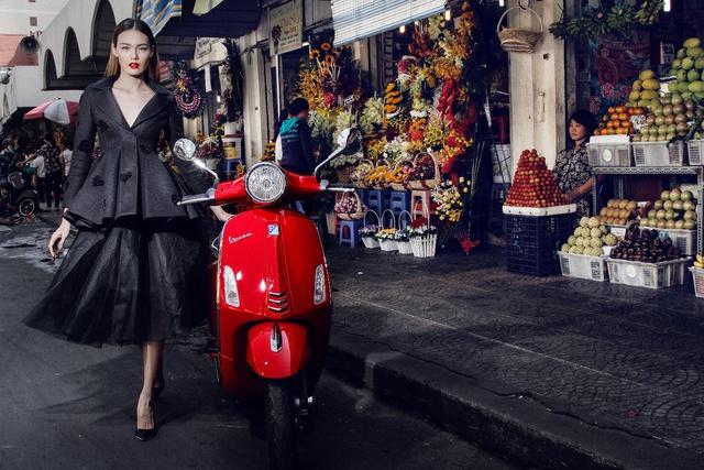 Lookbook Nàng – Món quà tuyệt vời dành tặng phái đẹp từ thương hiệu Vespa - Ảnh 13.