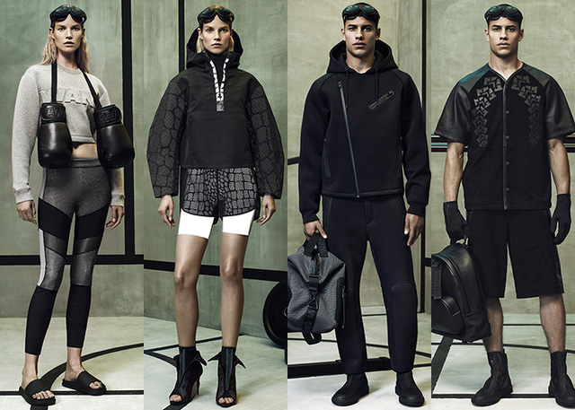 Bỏ qua màu mè rực rỡ, Dark-wear mới là trend hè này - Ảnh 1.