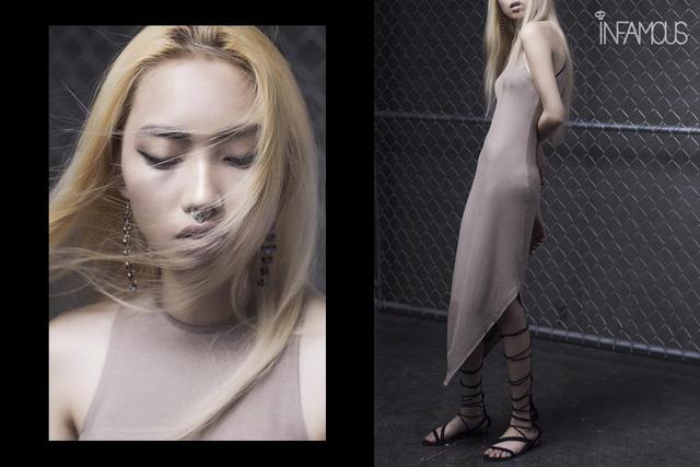 Bỏ qua màu mè rực rỡ, Dark-wear mới là trend hè này - Ảnh 6.
