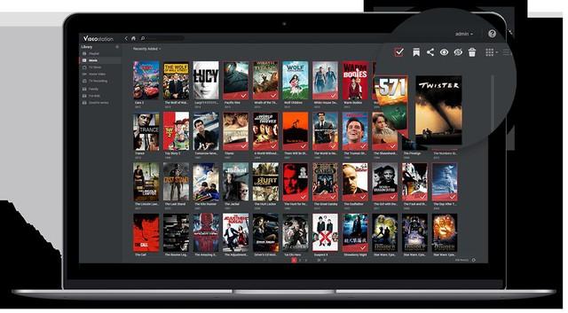 Ứng dụng giải trí trên NAS Synology giúp bạn xem phim, nghe nhạc, giải trí mọi lúc mọi nơi.