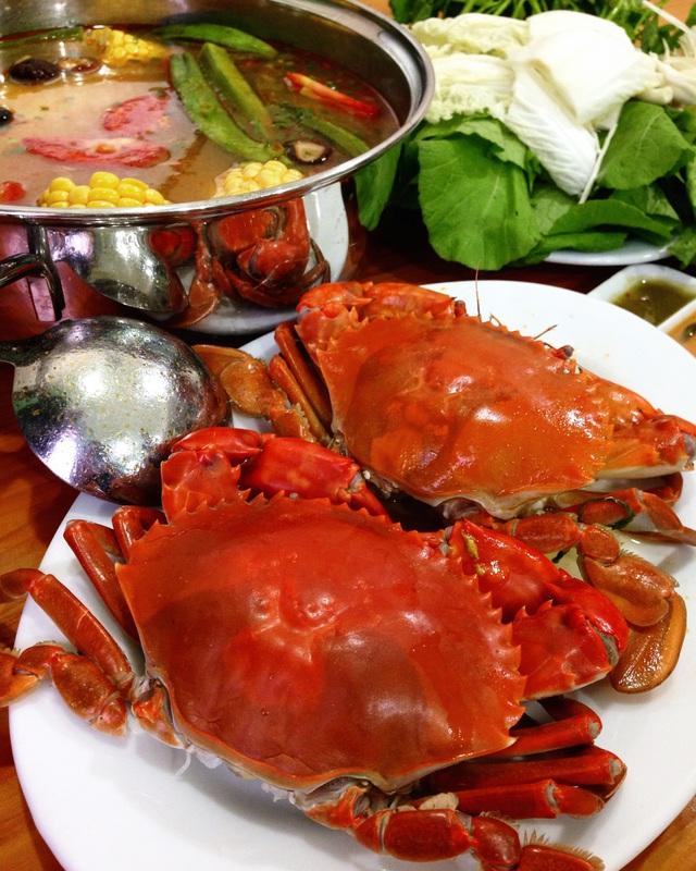 Trải nghiệm hương vị hải sản tươi ngon 100% cùng Hải sản Tomato - Ảnh 2.