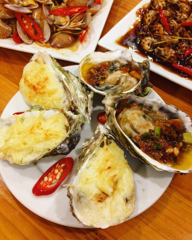 Trải nghiệm hương vị hải sản tươi ngon 100% cùng Hải sản Tomato - Ảnh 4.
