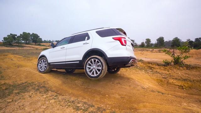 Ford Explorer – Nhân tố mới trong phân khúc SUV cỡ trung cao cấp - Ảnh 4.