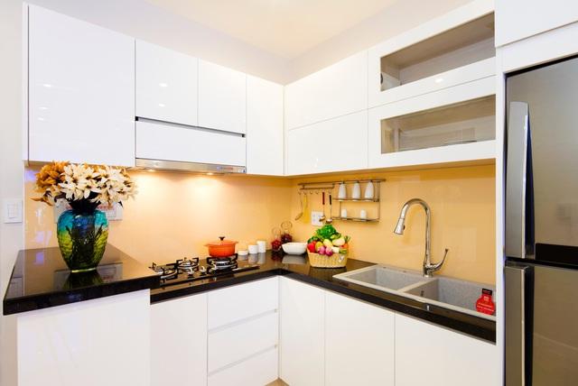 Tặng ngay bộ nội thất bếp 65 triệu đồng khi mua căn hộ RichStar trong tháng 4