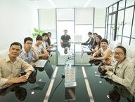 Trao đổi thảo luận tại phòng họp VIP Admicro